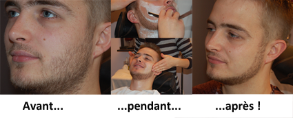 Prestation barbier Hazebrouck